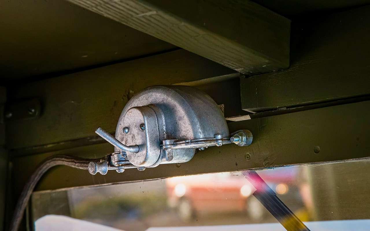 Машины Победы: ретротест настоящих фронтовых грузовиков— фото 1121596