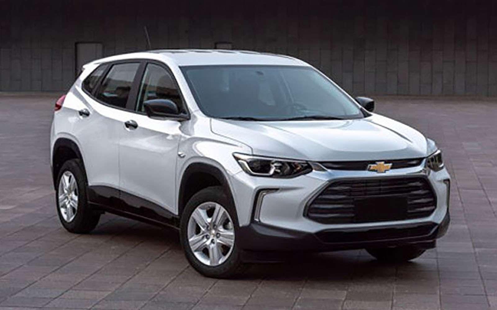 Рассекречен новый маленький кроссовер Chevrolet— фото 940886