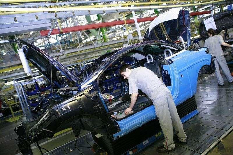 Завод Peugeot вСошо— фото 90230