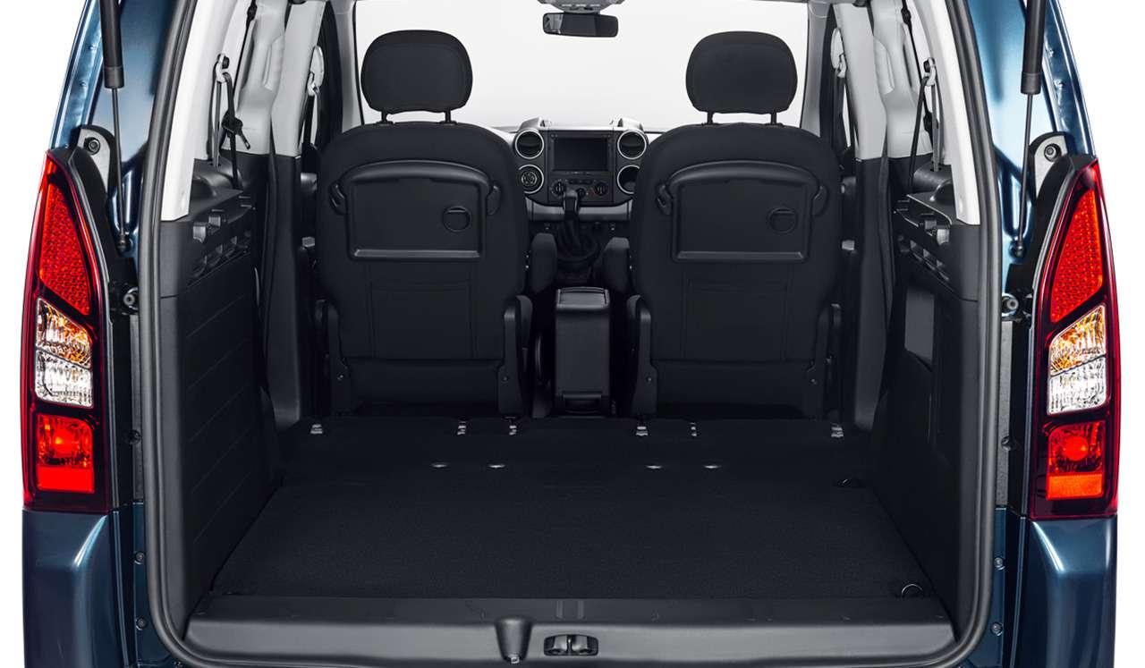 Новый Peugeot Partner Crossway: три куба вбагажнике, дизель, автомат— фото 1247159