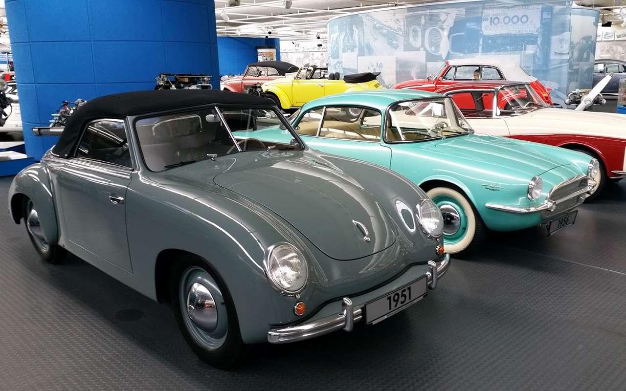 13моделей Volkswagen, которых выникогда не видели— фото 995704