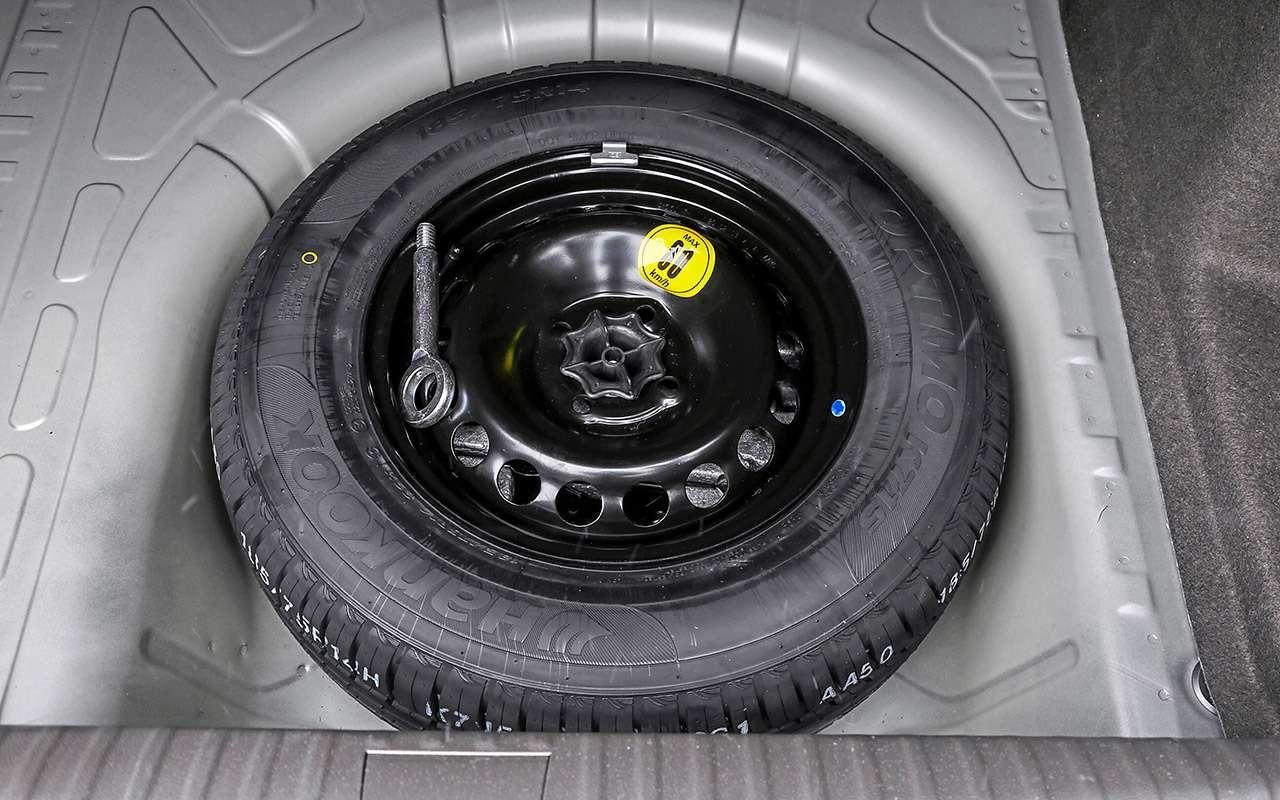 Chevrolet Cobalt иЛада Веста— большой тест— фото 1224461