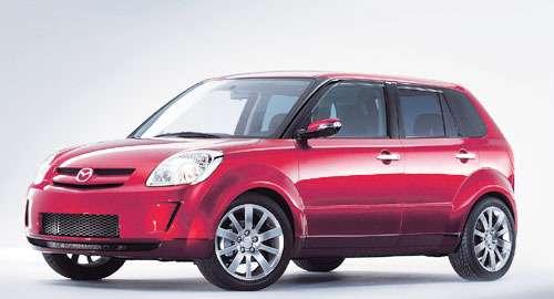 Mazda представила самый маленький спортивный концепт— фото 97335