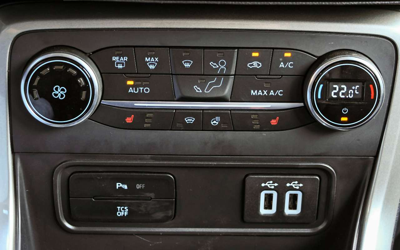 Обновленный Ford EcoSport: три цилиндра, автомат иполный привод— фото 880325