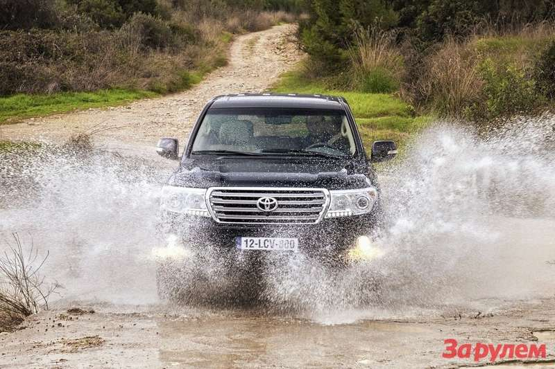 Toyota Land Cruiser 2013 1600x1200 wallpaper 1f