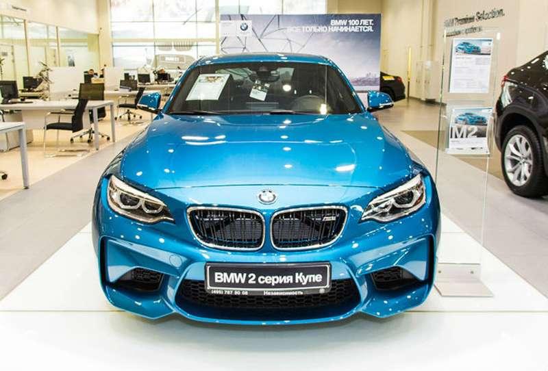 BMWне будет завозить вРоссию кабриолеты