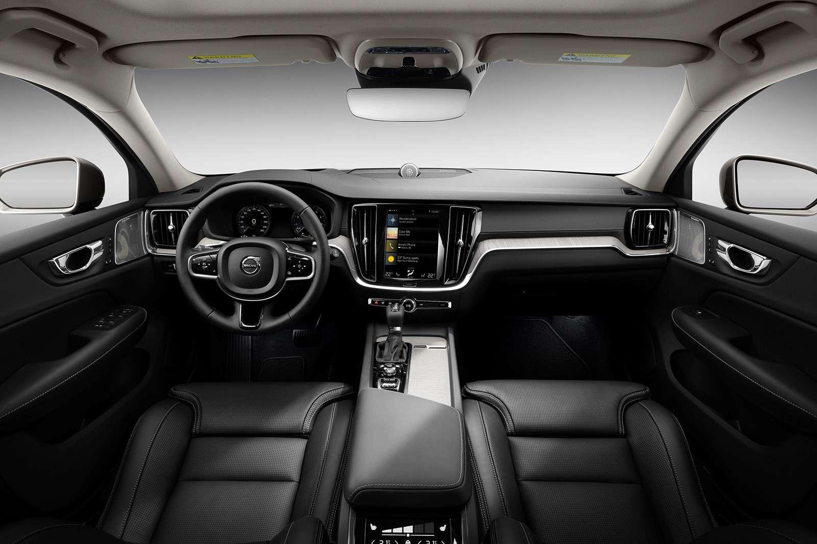 Volvo представила V60: семейный, роскошный инедлянас— фото 847546