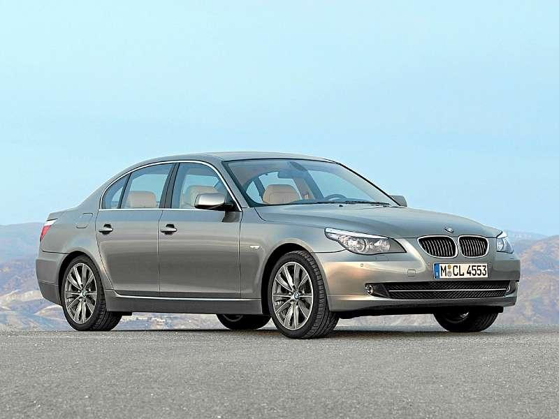 слабые места в BMW 5 e60
