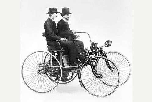 1 Daimler Stahlradwagen nocopyright