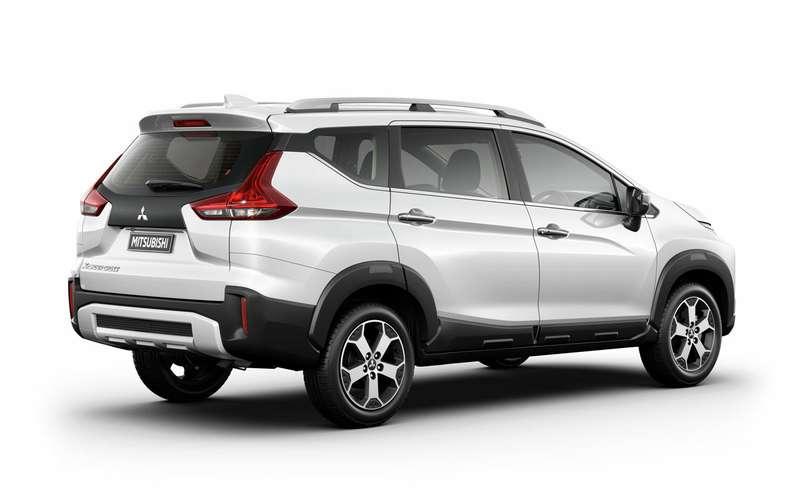 Mitsubishi представи новият си кросоувър Xpander Cross