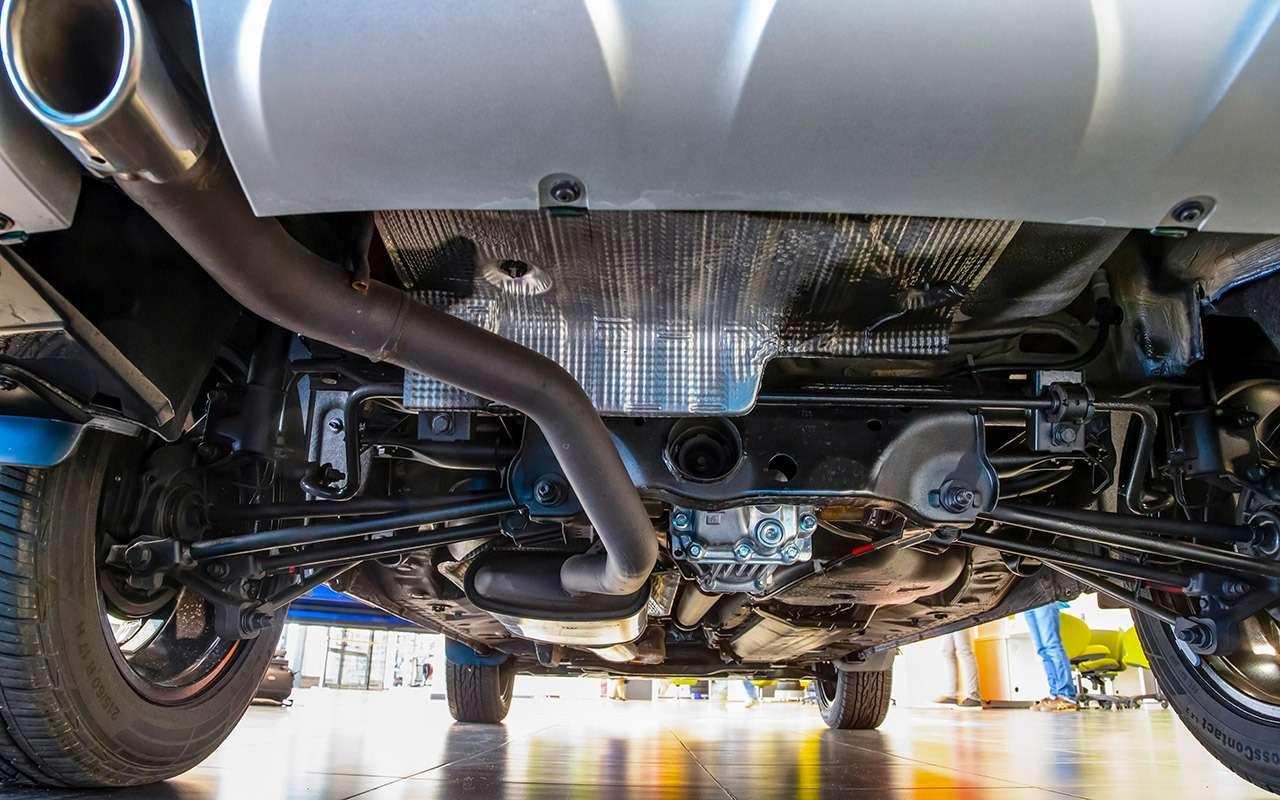 Renault Kaptur 2020: тест-драйв ивсе изменения— фото 1142432