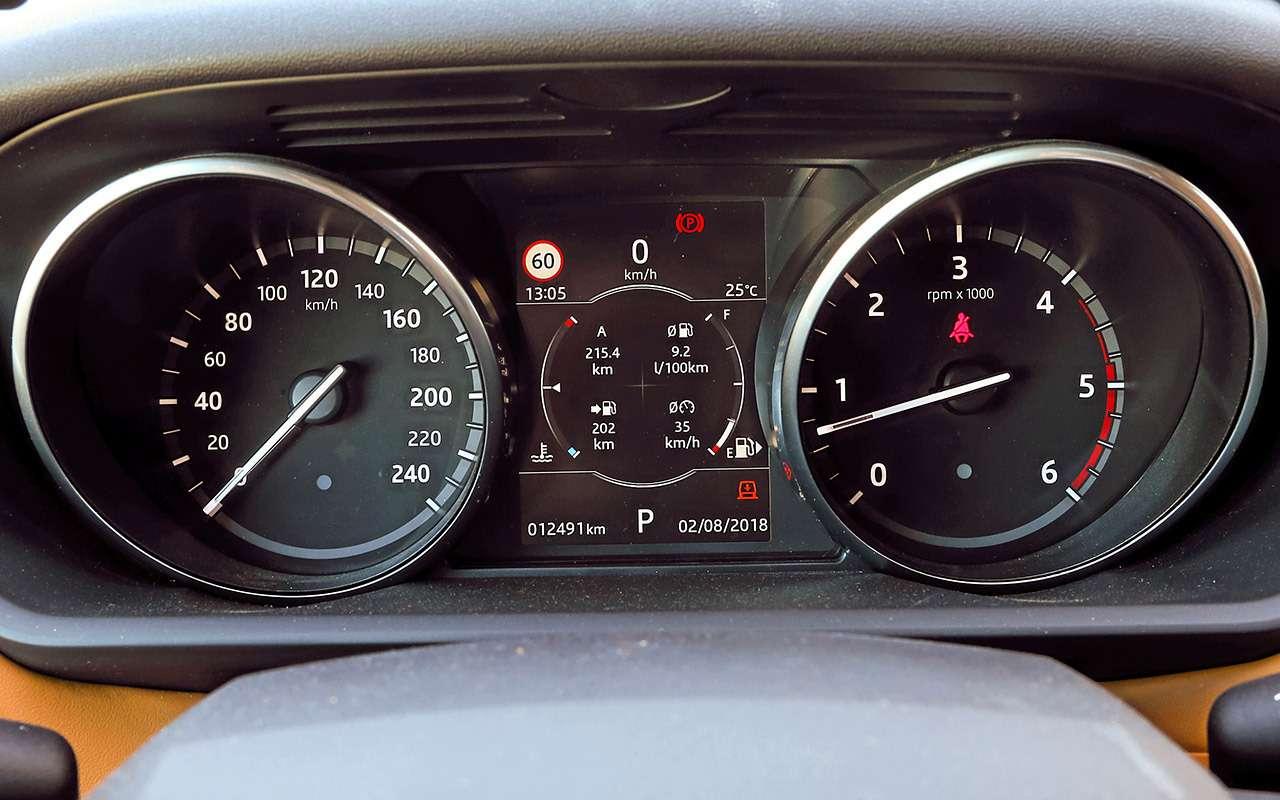 Новый VWTouareg, Land Rover Discovery иLexus RX350: большой тест-драйв— фото 899436