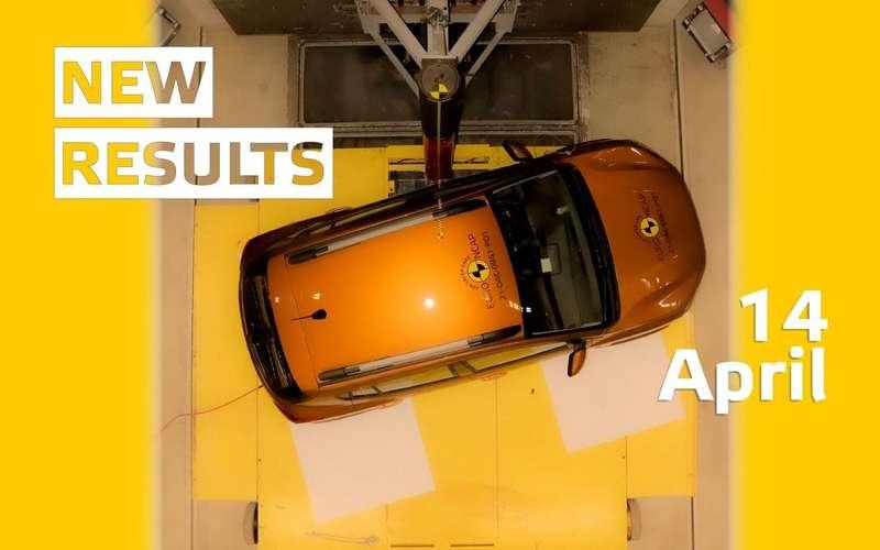 Новые Logan иSandero показали «неуд» вкраш-тесте Euro NCAP