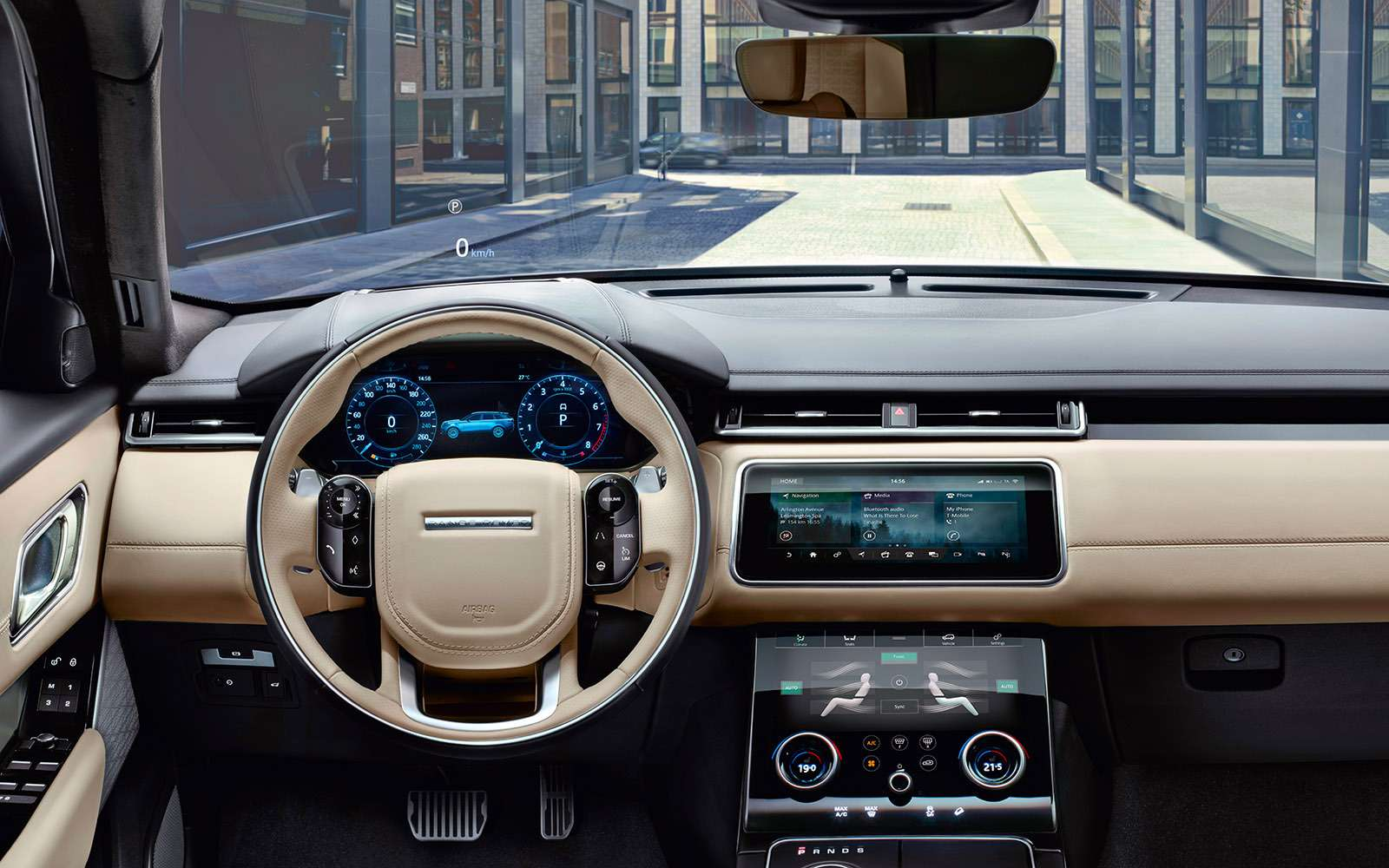 Range Rover Velar: отвал башки!..— фото 742203