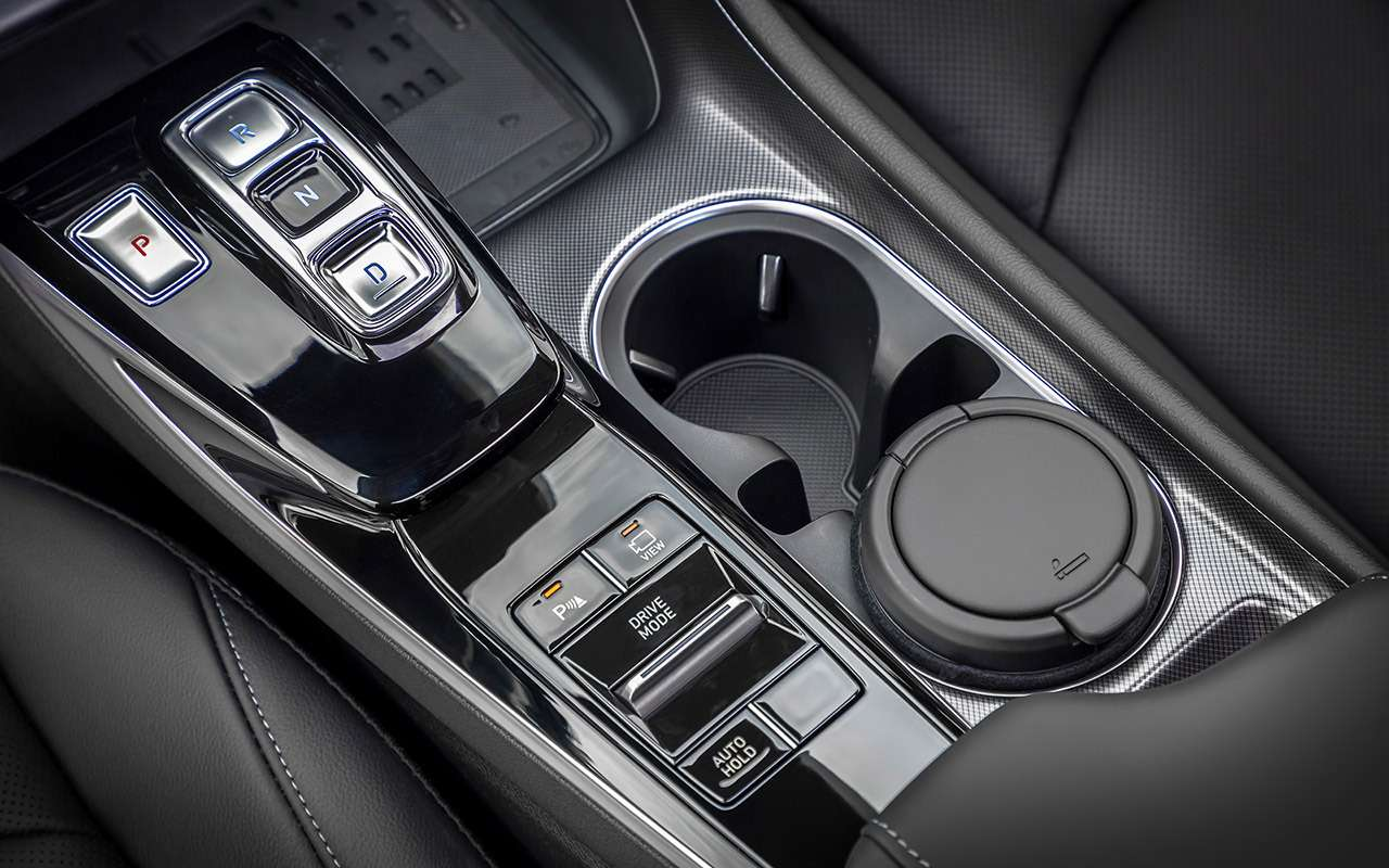 Новая Hyundai Sonata дляРоссии: тест-драйв— фото 1029587