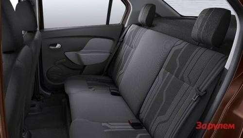 Renault Logan длябразильского рынка