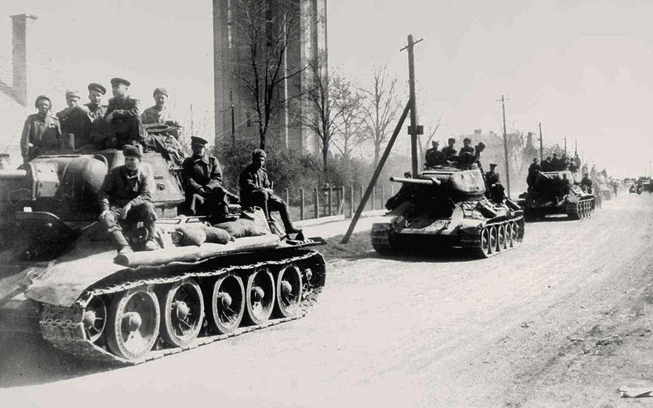 Тримифа иодна правда олегендарном танке Т-34— фото 928458
