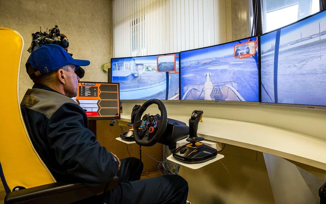 Беспилотный БелАЗ: оноставит водителей без работы!— фото 924849