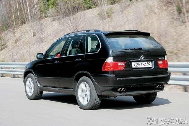Тест Audi Q7BMW X5. ТЯЖЕЛАЯ АТЛЕТИКА— фото 65173