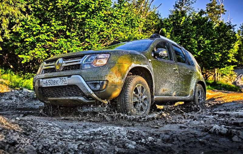 Renault Duster FL