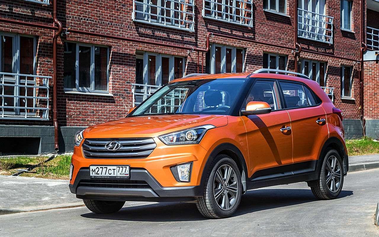 Покупаем Hyundai Creta спробегом— начто обратить внимание?— фото 915716