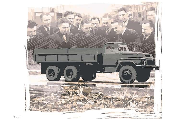 Загадка: почему «умер» проект ГАЗ-33?