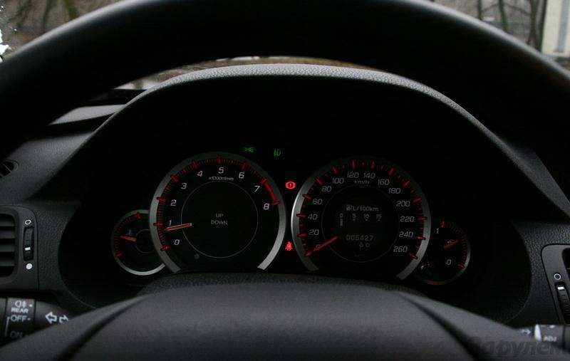 Тест Honda Accord Type-S: Разум или чувства (ВИДЕО)— фото 5854