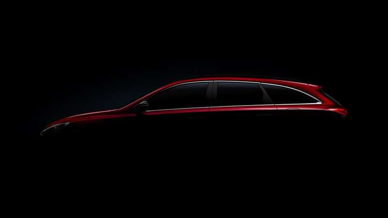 Новый универсал Хюндай I30 Wagon показался наофициальном снимке