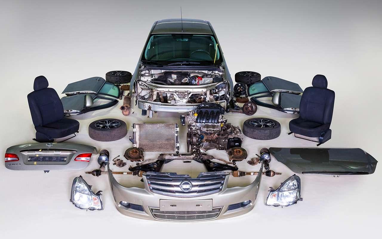Nissan Almera после 120000км: она еще поездит!— фото 934627