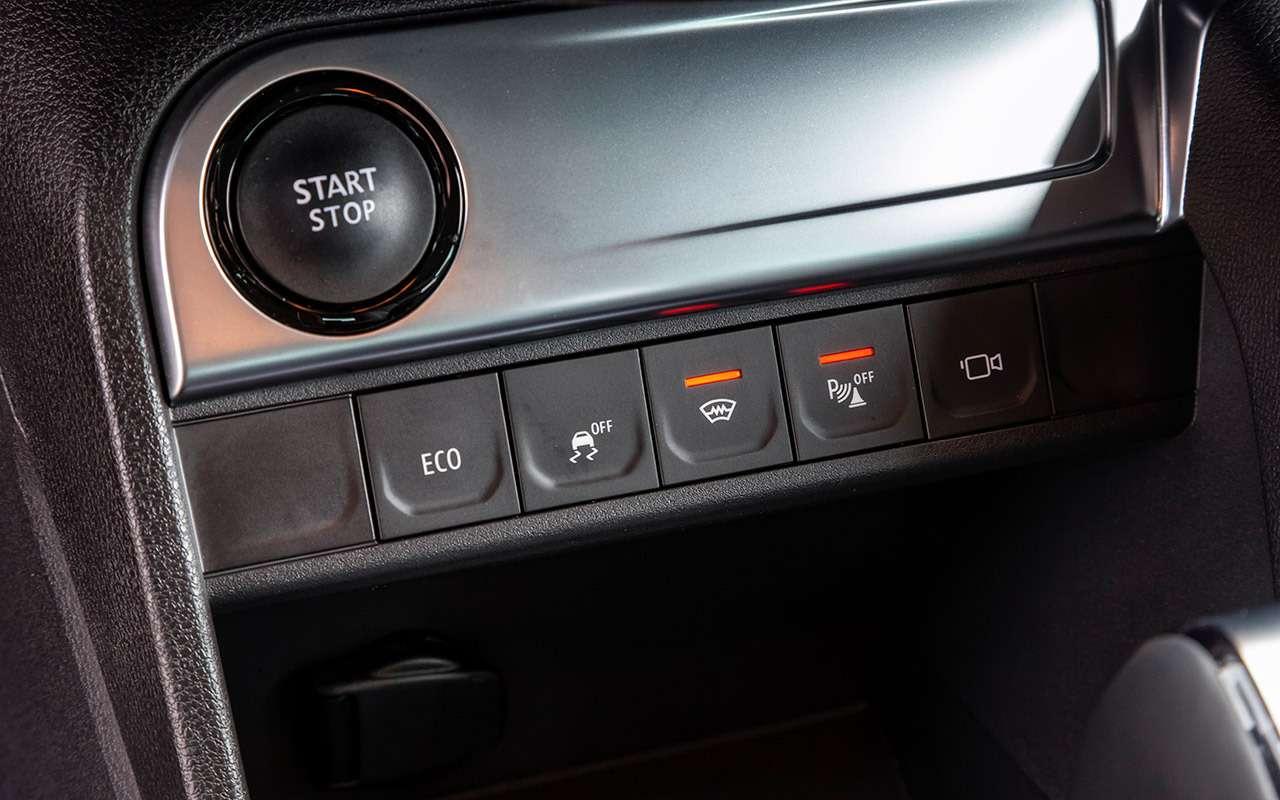 Renault Kaptur 2020: тест-драйв ивсе изменения— фото 1142428