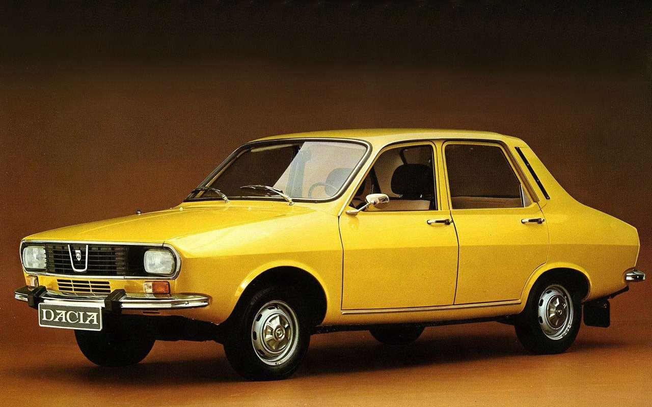 Модели Renault— великие инезнакомые— фото 915680