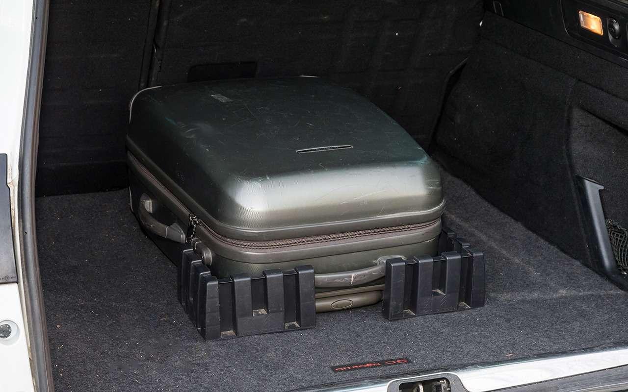 Какзатолкать вбагажник очень-очень много. 10важных правил— фото 966826