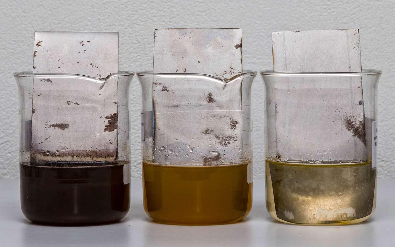 WD-40и 9аналогов: экспертиза проникающих жидкостей— фото 975548