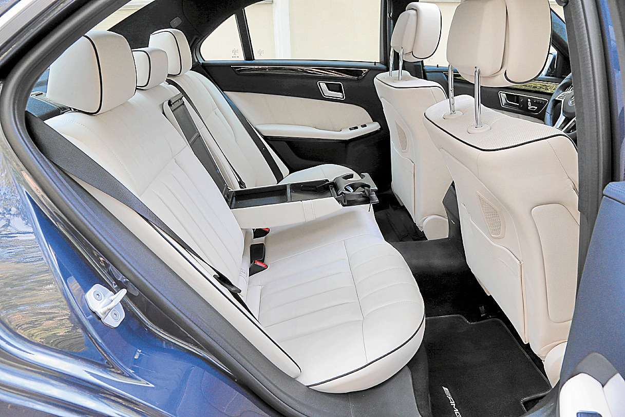 Mercedes-Benz E400 4Matic