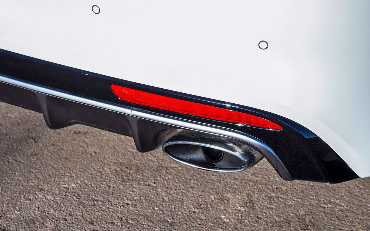Hyundai Sonata против конкурентов— большой тест ЗР— фото 834894