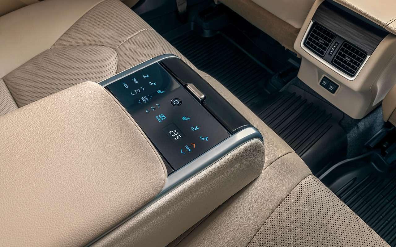 Toyota Camry 2021: все ееизменения— фото 1252875