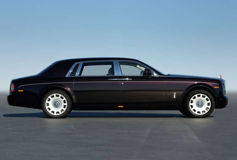 RR Phantom Series II