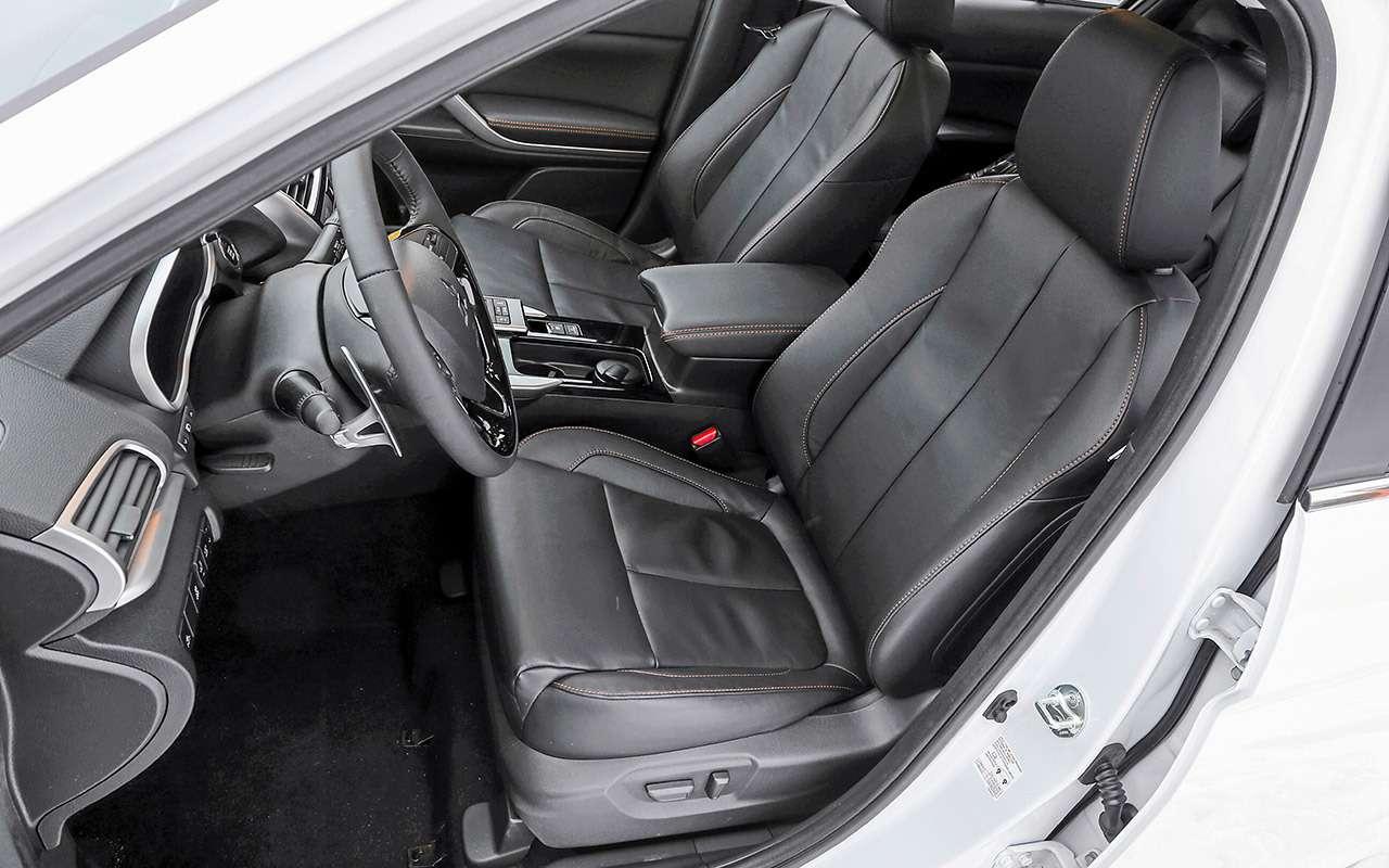 Кросс-купе изКитая, Франции иЯпонии: большой тест «Зарулем»— фото 1079498