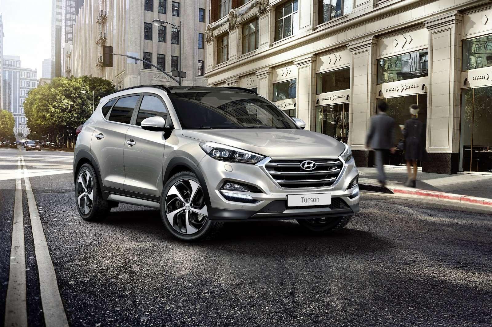 Hyundai Tucson или Santa Fe: на что потратить два миллиона рублей? — фото 601326
