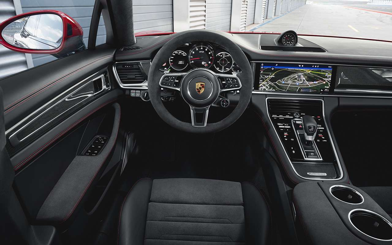 Porsche Panamera GTS: теперь ивкузове универсал!— фото 926353