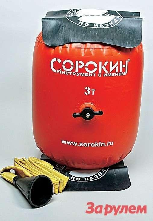 Домкрат надувной «СОРОКИН 3.693»
