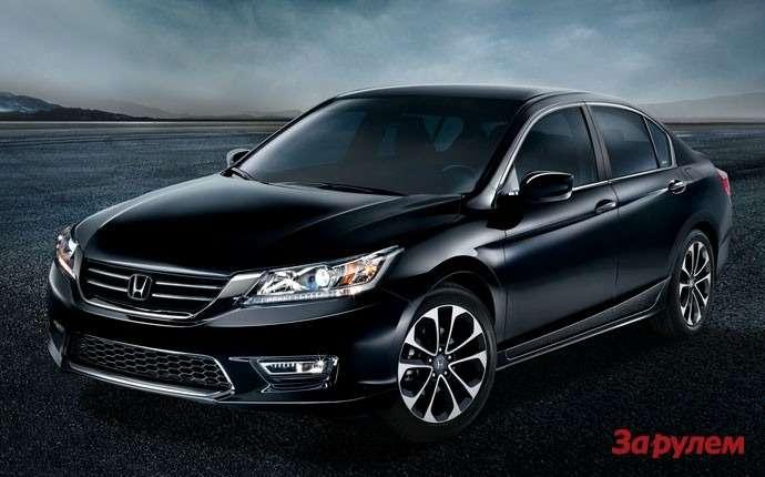 Экспорт автомобилей Honda изСША превысил импорт