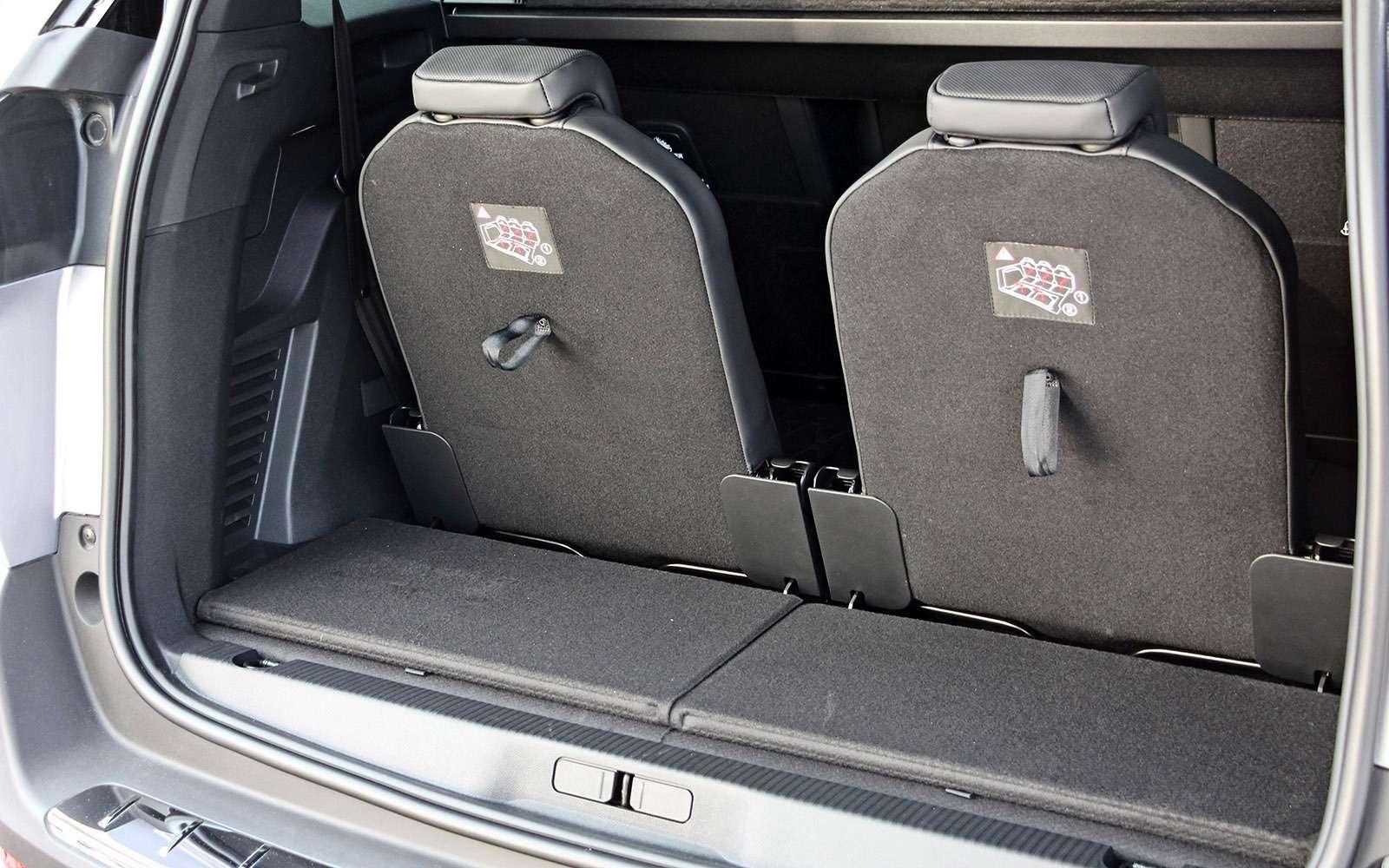 Новый Peugeot 5008: всемером попаркету— фото 736357