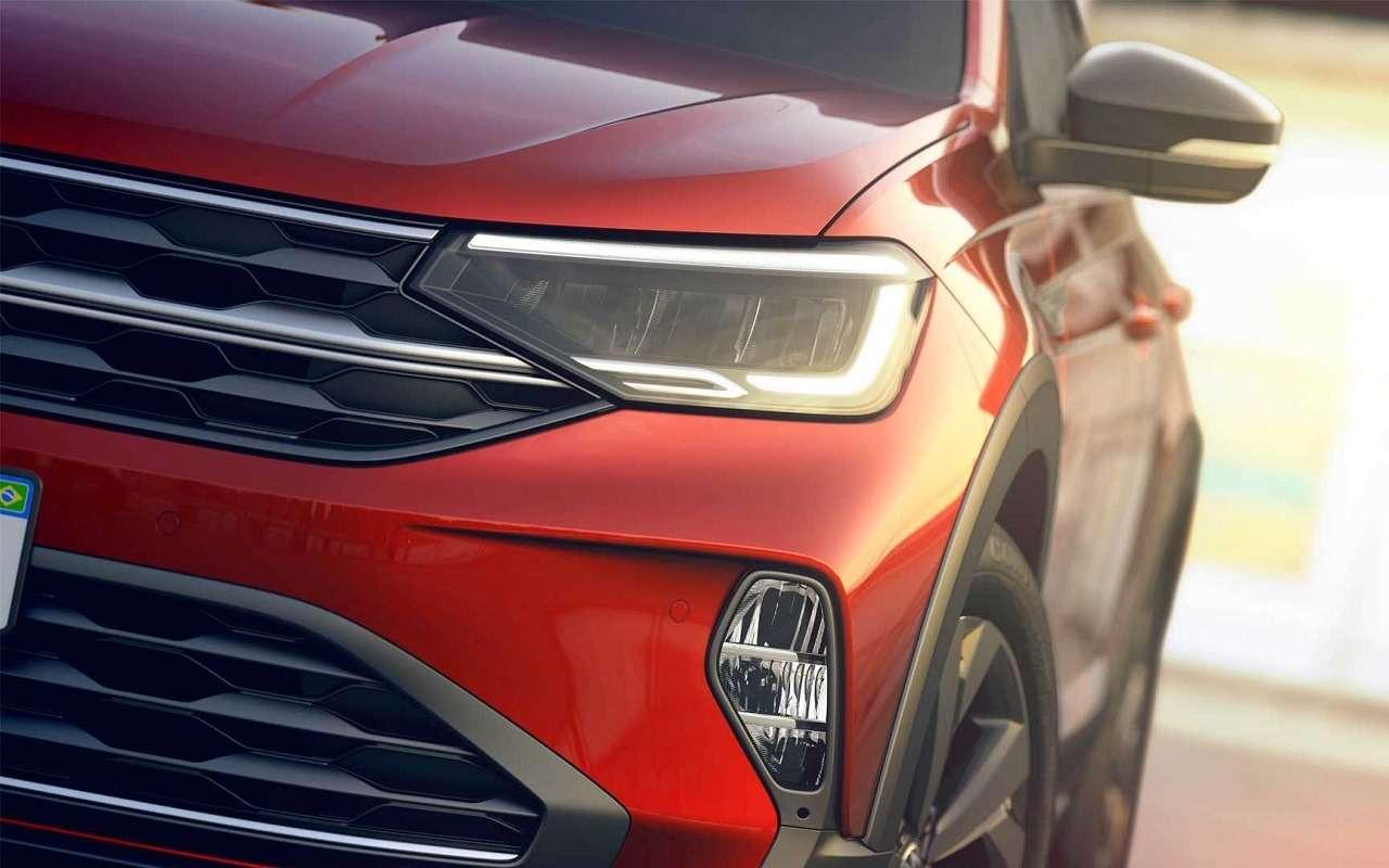 Volkswagen Nivus представлен официально. Ждать ли его вРоссии?— фото 1136751