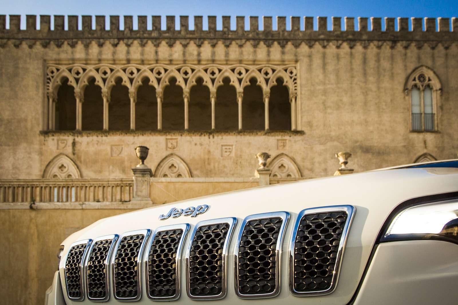 Jeep Cherokee 2019: первый тест-драйв— фото 910001