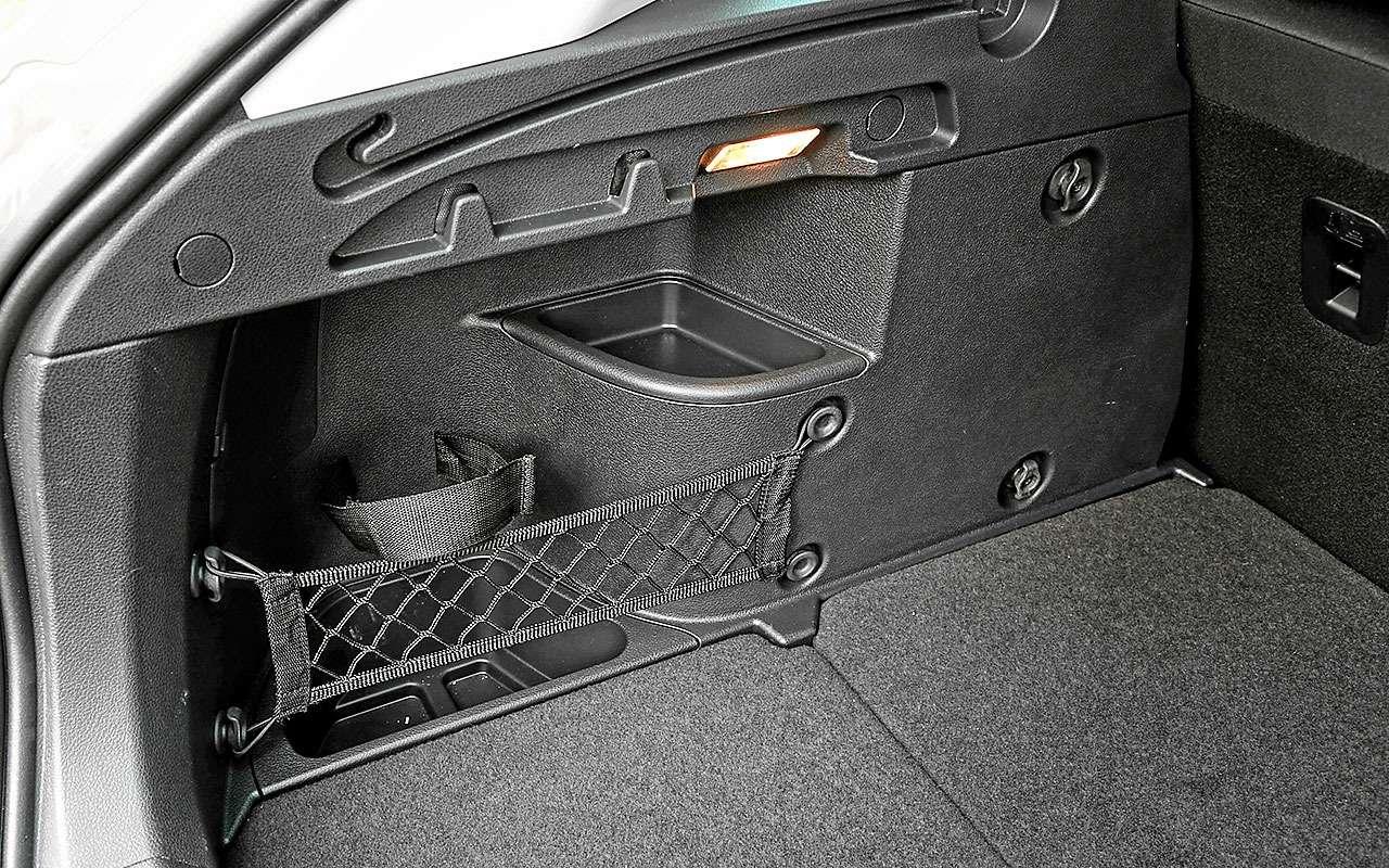 Базовая Lada Vesta SW или нафаршированный Largus - что выбрать? — фото 828180