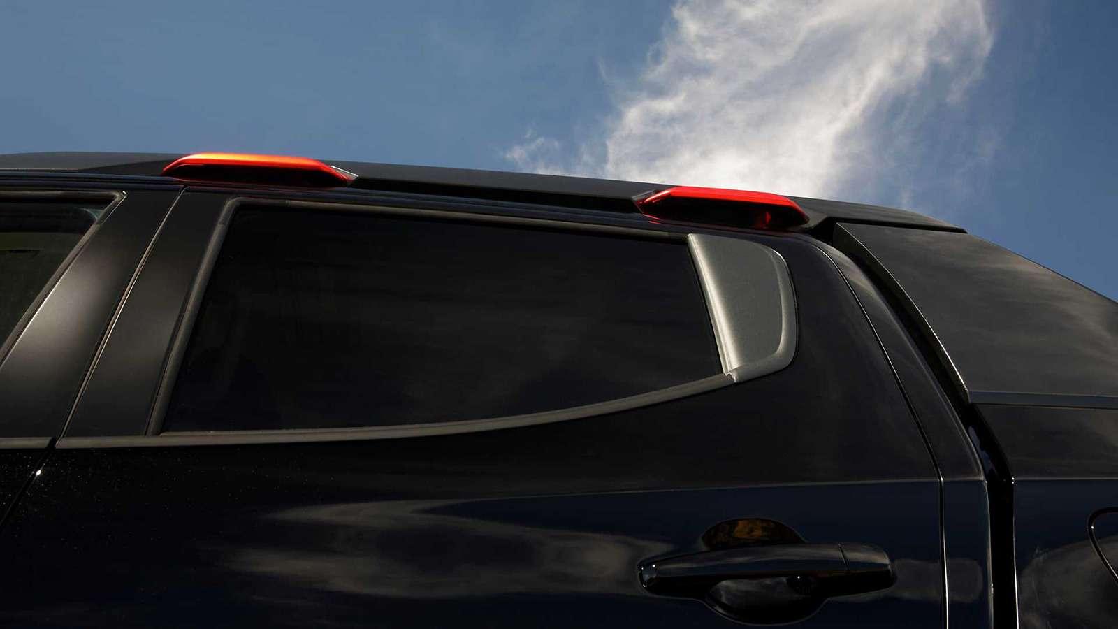 Экстремальный пикап Mitsubishi L200 Absolute может стать серийным— фото 960732