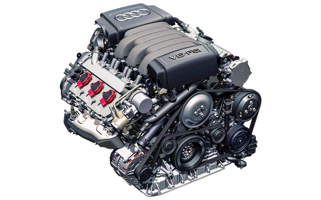 Audi Q5(2008-2017): все его проблемы— фото 1269511