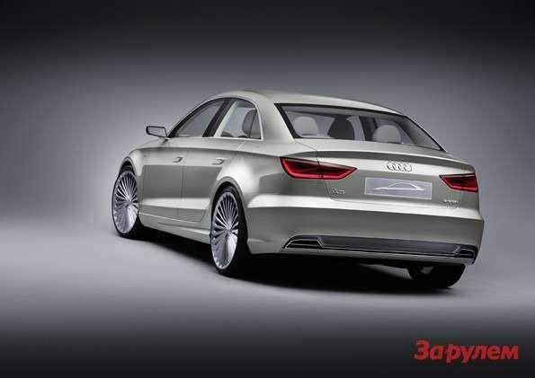 Audi A3e-tron concept