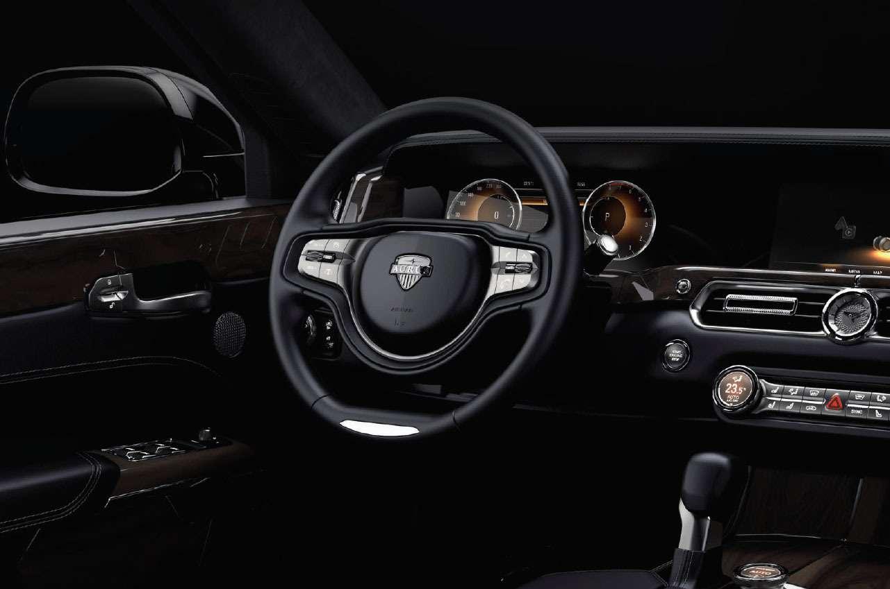 Московский автосалон: мировая премьера Aurus Senat— фото 900172
